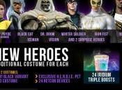 Anunciados nuevos personajes jugables para Marvel Heroes 2015