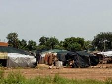 288. Refugiados malienses Burkina Faso