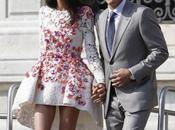 George Clooney Amal Alamuddin, primeras fotos recién casados