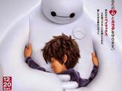 Hiro baymax funden abrazo nuevo póster internacional heroes (big hero