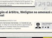 Tratamiento Mundo Deportivo acciones Weligton/Messi Abate/Cristiano