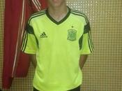Alejandro pozo viste selección nacional