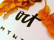 bienvenido Octubre Welcome October