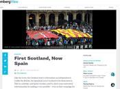hoja ruta Bloomberg para Mariano Rajoy problema catalán