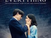 "Nuevo póster segundo trailer v.o. ""the theory everything"""