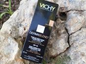 Base Maquillaje Dermablend Vichy: manchas