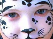 Bonitos Modelos caritas pintadas para niños