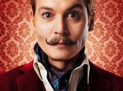 "Todos lucen bigotes nueva serie carteles individuales ""mortdecai"""