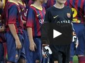 Presentación cantera Barça 2014/15 (Vídeo)