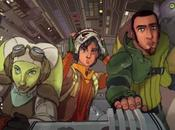 Disney renueva 'Star Wars Rebels' antes estreno.
