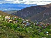 Matavenero pueblo arcoiris españa