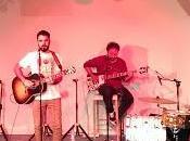 Supersubmarina (2014) Oficinas Sony Music. Madrid