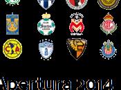 Programacion televisión jornada futbol mexicano apertura 2014