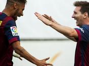 Messi Neymar desatascan Barça ante Rayo