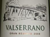 Blanco Gran Reserva 2008, Bodegas Valserrano