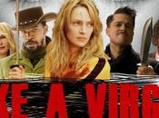 personajes Tarantino cantan 'Like Virgin' Madonna