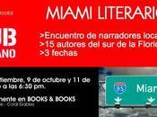 Miami literario: segundo encuentro
