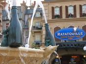 Ratatouille llegado Disneyland Paris