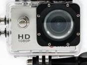Qumox SJ4000: mejor réplica GoPro Hero