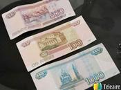 Rublos Rusia