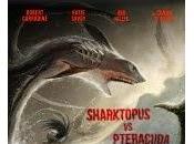 Sharktopus Pteracuda (Kevin O'Neill, 2014)