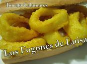 Bocata calamares tartaletas lemon curd, ademas 2014