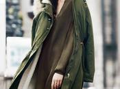 Catálogo H&M otoño-invierno 2014/2015: verde militar impone