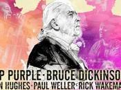 Celebrating lord, homenaje compositor rockero