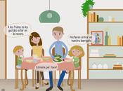 CUENTO SUCULENTO ayudará niños coman MELÓN otras frutas montón