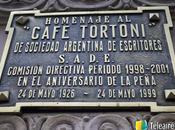 Café Tortoni, inspirador artes Buenos Aires