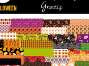 Freebies: Washi tape digital halloween