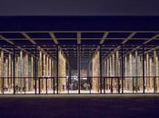 bosque interior clásico como Mies Rohe, Berlín