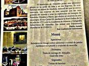 Almadén presente Jornadas Gastronómicas Rte. Palatino Granada