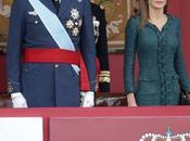 Felipe preside primera desfile Fuerzas Armadas