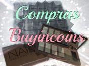 Compras Buyincoins: Naked Basics Organizador labiales