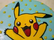 Tarta Pokemon Pikachu!