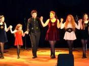 Todo baile celta #DancingClovers estará este sábado Octubre #HobbyCon5