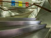 Escaleras Caixa Forum Madrid