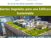 iniciará curso Cubiertas vegetales para edificación sustentable