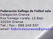 Reunión clubes fútbol sala base Ourense