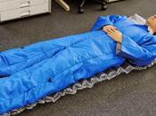 Futon Set, 'traje cama' para dormir donde quieras