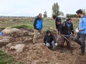 Descubren estructura urbana única castro celtíbero Laguna Cañizar (Teruel)