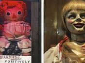 cierto tras película terror Annabelle