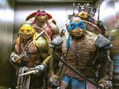 'Ninja Turtles', esencia noventera