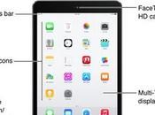 mucha sorpresa, Apple también presentó iPad Mini sensor Touch