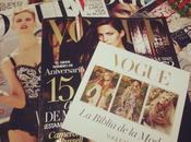 #Vogue15, quince años Vogue Latinoamerica