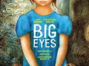 "Primer póster ""big eyes"", nuevo burton adams christoph waltz"