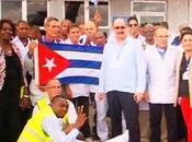 Médicos cubanos capacitan Sierra Leona para combatir ébola video]
