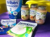 alimentación bebé Nutribén