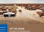 Informe sobre Derechos Humanos campamentos saharauis